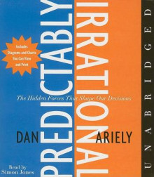 Predictably Irrational av Dan Ariely (Lydbok-CD)
