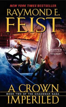 A Crown Imperiled av Raymond E Feist (Heftet)