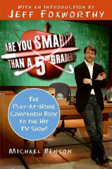Are You Smarter Than a Fifth Grader? av Michael Benson (Heftet)