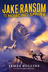 Omslag - Jake Ransom and the Howling Sphinx
