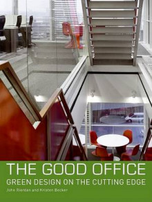 The Good Office av John Riordan og Kristen Becker (Innbundet)