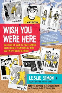 Wish You Were Here av Leslie Simon (Heftet)