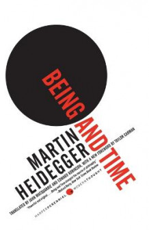 Being and Time av Martin Heidegger (Heftet)