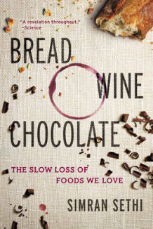 Bread, Wine, Chocolate av Simran Sethi (Heftet)