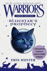 Omslag - Warriors Super Edition: Bluestar's Prophecy