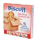 Omslag - Biscuit Take-Along Storybook Set