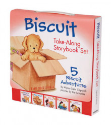 Biscuit Take-Along Storybook Set av Alyssa Satin Capucilli (Heftet)