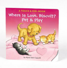 Where Is Love, Biscuit? av Alyssa Satin Capucilli (Pappbok)