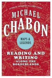 Maps and Legends av Michael Chabon (Heftet)