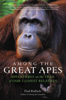 Among the Great Apes av Paul Raffaele (Heftet)
