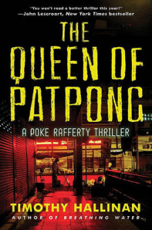 The Queen of Patpong av Timothy Hallinan (Innbundet)