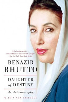 Daughter of Destiny av Benazir Bhutto (Heftet)