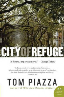 City of Refuge av Tom Piazza (Heftet)