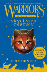 Omslag - Warriors Super Edition: Skyclan's Destiny