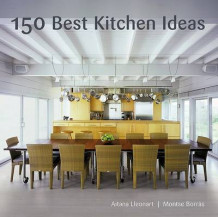 150 Best Kitchen Ideas av Montse Borras og Aitana Lleonart (Innbundet)