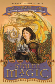 Stolen Magic av Gail Carson Levine (Innbundet)