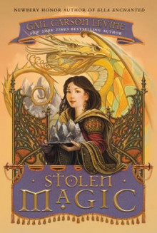 Stolen Magic av Gail Carson Levine (Heftet)