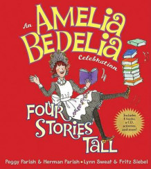 A Heaping Helping of Amelia Bedelia av Peggy Parish (Innbundet)