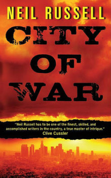 City of War av Neil Russell (Heftet)
