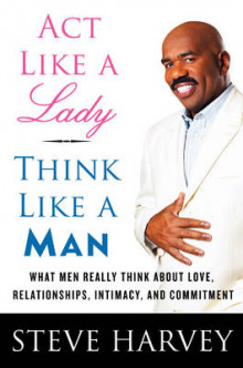 Act Like A Lady, Think Like A Man av Denene Millner og Steve Harvey (Innbundet)