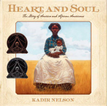 Heart and Soul av Kadir Nelson (Heftet)