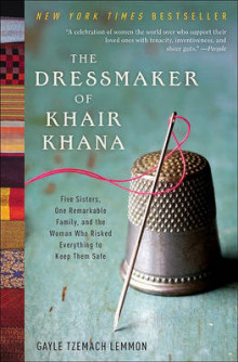 The Dressmaker of Khair Khana av Gayle Tzemach Lemmon og Gayle Tzemach Lemmon (Innbundet)