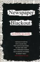 Newspaper Blackout av Austin Kleon (Heftet)