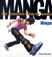 The Monster Book of Manga av Ikari Studio (Heftet)
