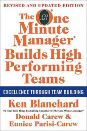 The One Minute Manager Builds High Performing Teams av Ken Blanchard, Donald Carew og Eunice Parisi-Carew (Innbundet)