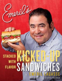 Emeril's Kicked-Up Sandwiches av Emeril Lagasse (Heftet)