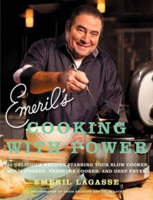 Emeril's Cooking with Power av Emeril Lagasse (Heftet)