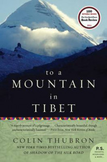 To a Mountain in Tibet av Colin Thubron (Heftet)