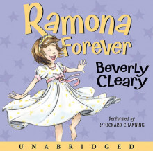 Ramona Forever av Beverly Cleary (Lydbok-CD)