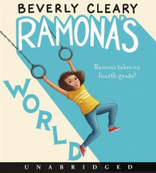 Ramona's World av Beverly Cleary (Lydbok-CD)