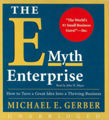 The E-Myth Enterprise av Michael E. Gerber (Lydbok-CD)