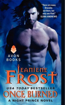 Once Burned av Jeaniene Frost (Heftet)
