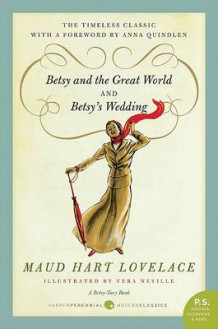 Betsy and the Great World/Betsy's Wedding av Maud Hart Lovelace (Heftet)