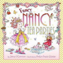 Fancy Nancy Tea Parties av Jane O'Connor (Innbundet)