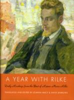 A Year with Rilke av Anita Barrows og Joanna R. Macy (Innbundet)
