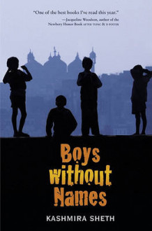 Boys without Names av Kashmira Sheth (Heftet)