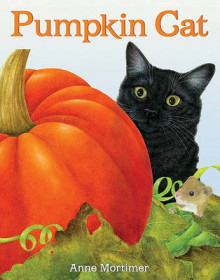 Pumpkin Cat av Anne Mortimer (Innbundet)