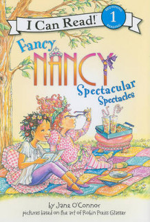 Fancy Nancy: Spectacular Spectacles av Jane O'Connor (Innbundet)