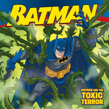 Batman and the Toxic Terror av Jodi Huelin (Heftet)