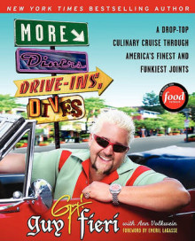 More Diners, Drive-ins and Dives: Another Drop-Top Culinary Cruise Through America's Finest and Funkiest Joints av Guy Fieri (Heftet)