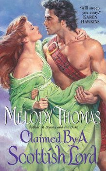 Claimed by a Scottish Lord av Melody Thomas (Heftet)