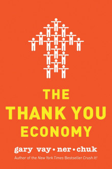 The Thank You Economy av Gary Vaynerchuk (Innbundet)