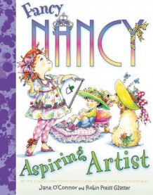Fancy Nancy: Aspiring Artist av Jane O'Connor (Innbundet)