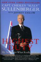 "Highest Duty av Captain Chesley ""Sully"" Sullenberger og Jeffrey Zaslow (Heftet)"