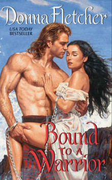 Bound to a Warrior av Donna Fletcher (Heftet)