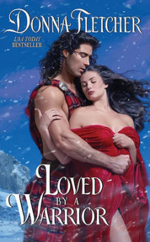 Loved By a Warrior av Donna Fletcher (Heftet)